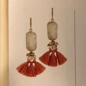 Chloe + Isabel Tassel earrings